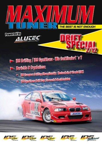 Drift Spezial - Alutec