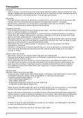 Importante - verifique a voltagem - Certifique-se de que ... - Yamaha - Page 4