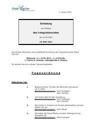 Einladung 06 - Rheine