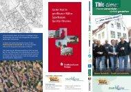 Träume entwickeln – Vielfalt gestalten - Rheine