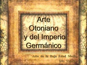 Diapositiva 1 - Arte de la Baja Edad Media