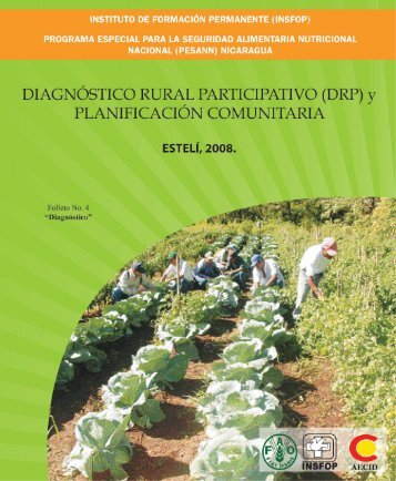Diagnóstico Rural Participativo (DRP) y Planificación Comunitaria