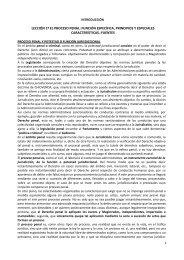 LECCIÓN 1ª EL PROCESO PENAL: FUNCIÓN ESPECÍFICA ...