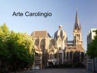 Arte carolingio - Arte de la Baja Edad Media