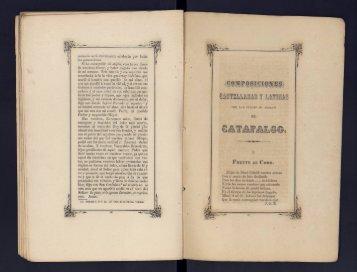 Composiciones castellanas y latinas con las cuales se - cdigital