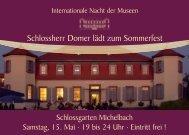 Internationale Nacht der Museen - Stadt Alzenau