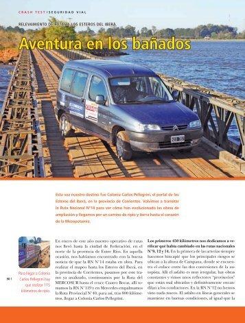 Aventura en los bañados - CESVI Argentina