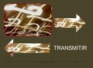TRANSMITIR - Orar con una Palabra