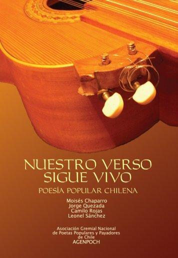 Copia de Nuestro Verso DEF.pmd - Payadores Chilenos