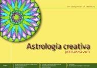 boletín n.2 primavera 2011 - Astrologia del Alma