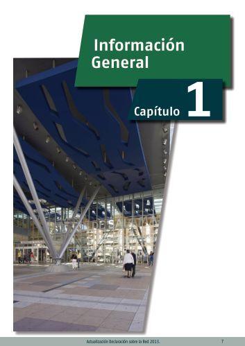 Capítulo 1: Información General - Adif