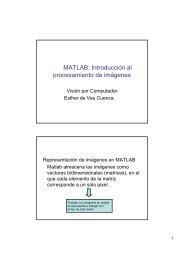 MATLAB: Introducción al procesamiento de imágenes