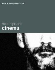 Cinema - Moa Sipriano