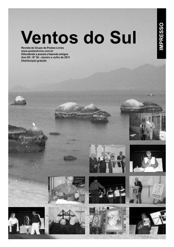 Ventos do Sul 36 papel A4.p65 - Grupo de Poetas Livres