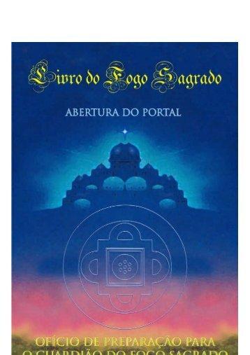 O livro do Fogo Sagrado - Flor da Alma