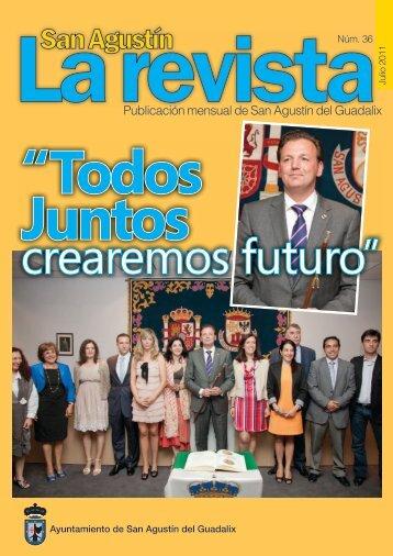 Publicación mensual de San Agustín del Guadalix - Ayto San ...
