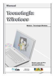 Tecnologia Wireless Tecnologia Wireless