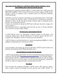 dctf passo a passo portal 2011