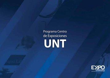 de Exposiciones - Noticias de la UNT - Universidad Nacional de ...
