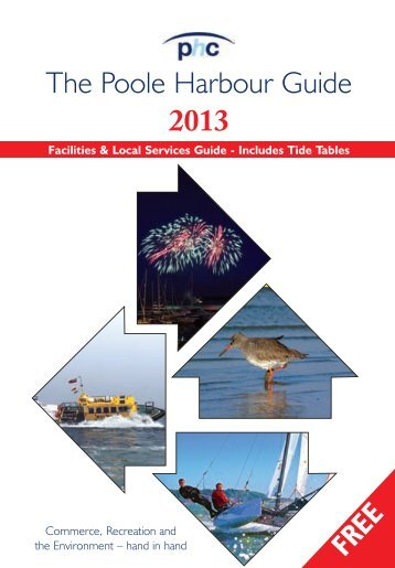 The Poole Harbour Guide 2013 FREE