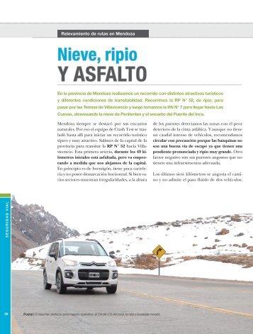 y asfalto - CESVI Argentina