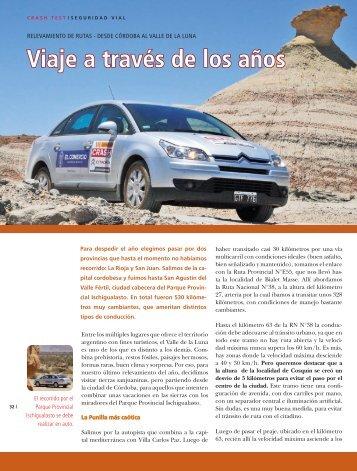 Desde Córdoba al Valle de la Luna - CESVI Argentina