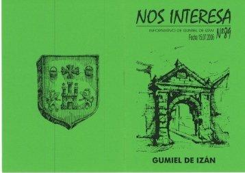 revista nos interesa 89 - Gumiel de Izán