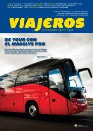 de tour con el magelys pro - Revista Viajeros