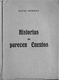Historias que parecen cuentos - Universidad de Castilla-La Mancha