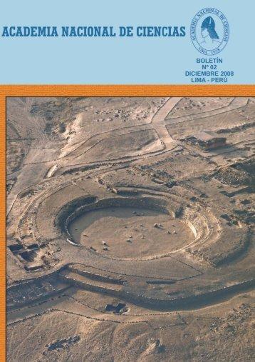 Boletín No. 02, Diciembre 2008 - Academia Nacional de Ciencias