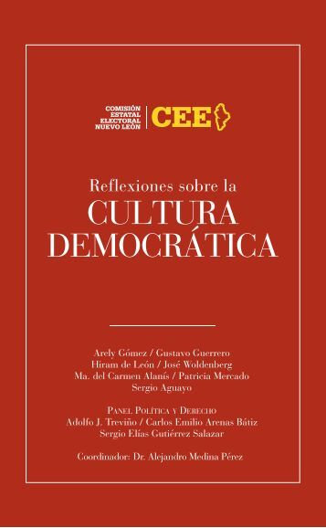 Descargar el Libro en PDF - Comisión Estatal Electoral Nuevo León