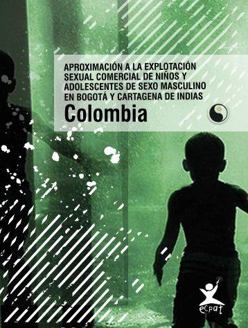 Colombia - ECPAT International
