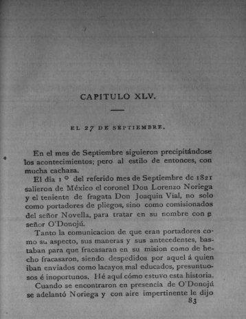 Cap. XLV. - Bicentenario