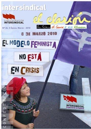 Marzo 2010 El Clarión - nº 26 1 - Confederación de STES
