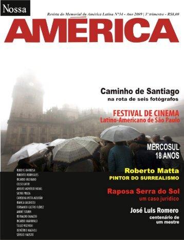 Edição 34 - Memorial da América Latina