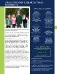 GRADUATE sTUDiEs mATTERs - California State University, Fullerton - Page 2