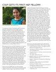 GRADUATE sTUDiEs mATTERs - California State University, Fullerton - Page 7