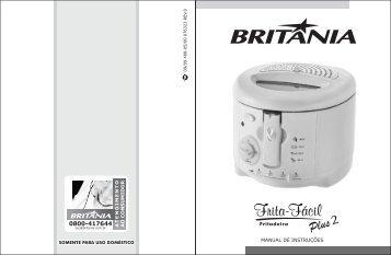 488 05 00 Rev0 Folheto de Instrucões Frita Facil Plus 2