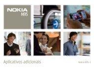 Aplicativos adicionais - Nokia