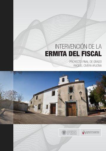 ERMITA DEL FISCAL - RiuNet - Universidad Politécnica de Valencia