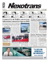 La nueva Ley de Tráfico, con severas infracciones ... - Nexotrans.com