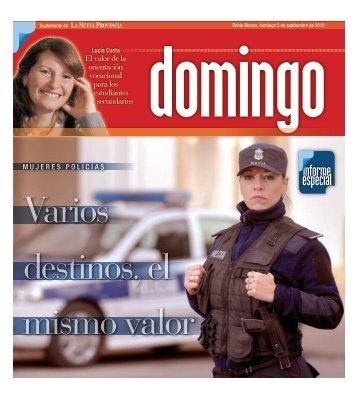 Suplemento del 02/09/2012 - La Nueva Provincia
