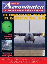 REVISTA DE AERONÁUTICA Y ASTRONÁUTICA Nº 794. JUNIO 2010