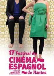 2007 - Festival du cinéma espagnol de Nantes