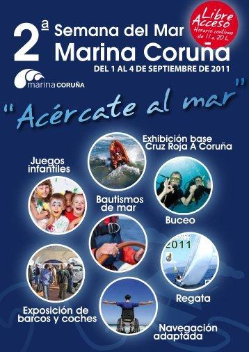 Libre Acceso - Marina Coruña