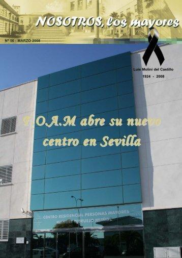 Revista 056:Revista buena.qxd.qxd - FOAM - Federación de ...