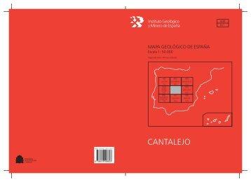 3383 portada sin lomo - Instituto Geológico y Minero de España