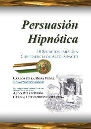 Persuasión Hipnótica 10 Secretos Conferencia de Alto Impacto