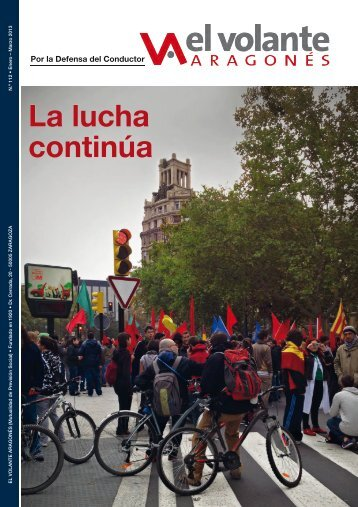 el volante aragonés - Elvolantearagones.com