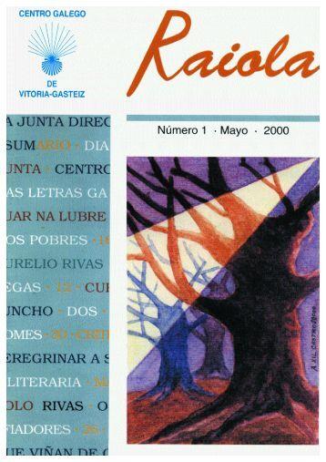 + Descargar revista nº 1 (PDF) - Centro Gallego de Vitoria
